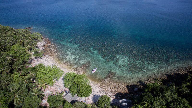 Chumphon Islands
