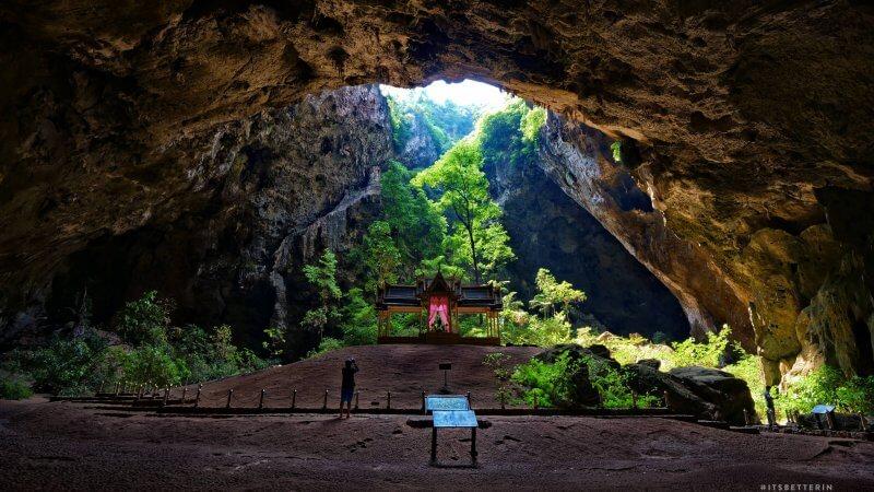 Temple - Phraya Nakhon Cave