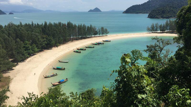 Ranong Islands Thailand