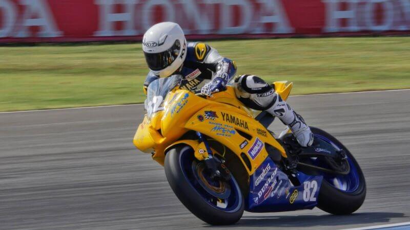 Buriram Circuit MotoGP in Thailand