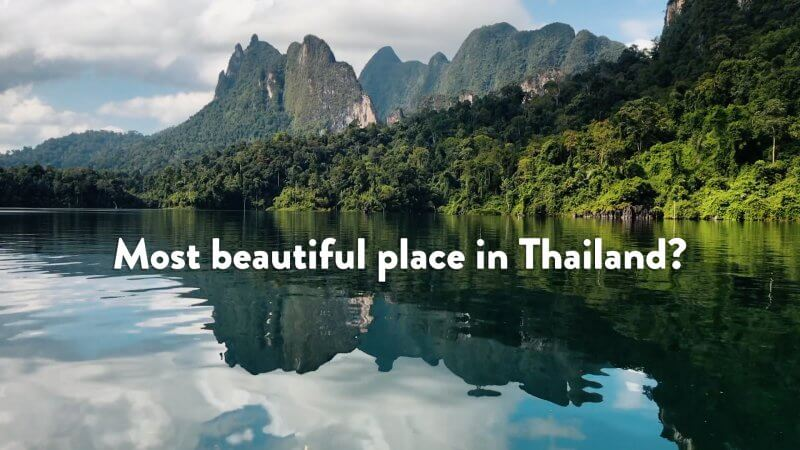 Khao Sok video