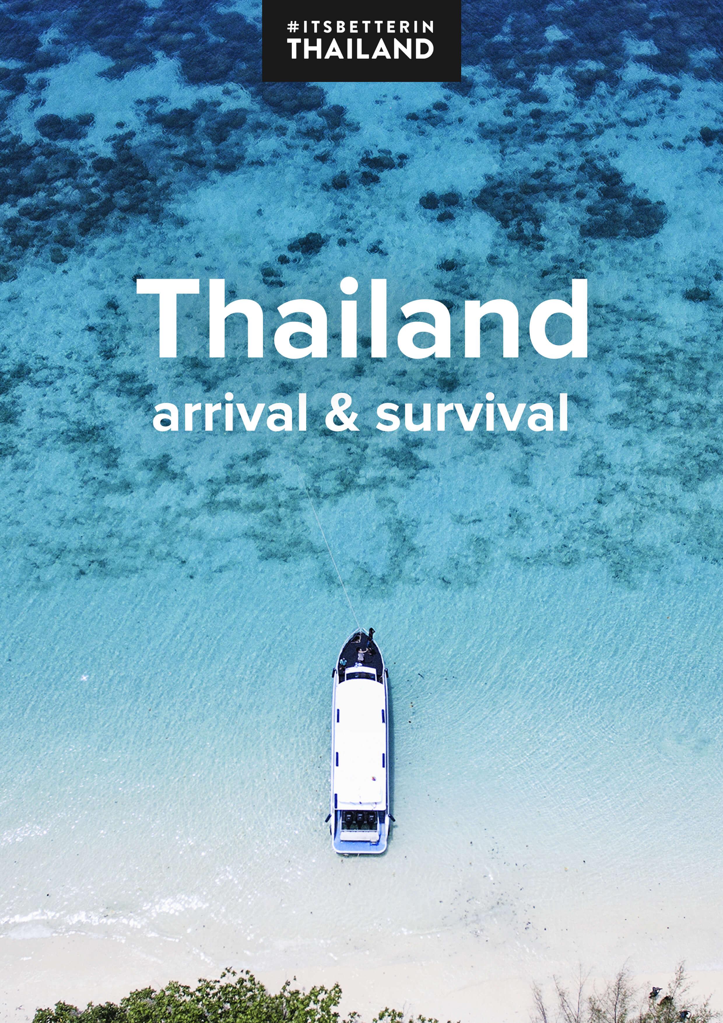Thailand Arrival & Survival